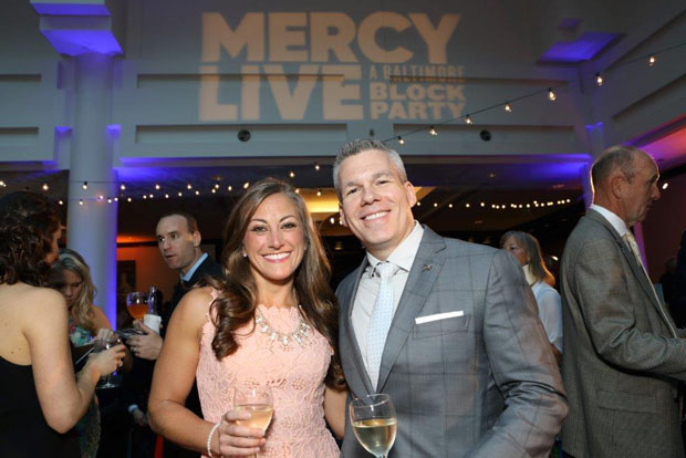 Mercy Physical Therapy >> Hundreds Wine And Dine At Mercy Live Gala Fundraiser