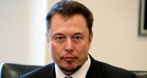 Billionaire entrepreneur Elon Musk says he has 'verbal government approval' to build a Hyperloop between New York and Washington. (Evan Vucci/AP file photo)