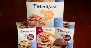 Medifast products. (File photo)