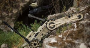 Roboteam Inc.'s Micro Tactical Ground Robot (Photo: Business Wire)