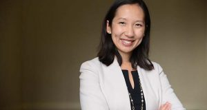 Dr. Leana Wen. (The Daily Record / Maximilian Franz)