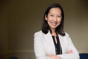 Baltimore City Health Commissioner Dr. Leana Wen. (The Daily Record / Maximilian Franz)