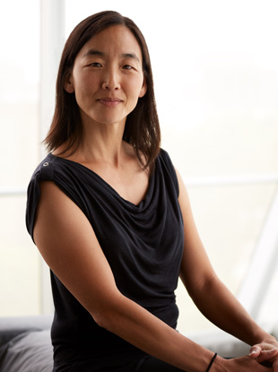 Alexa Kim, the incoming vice president of technology at the Maryland Institute College of Art.