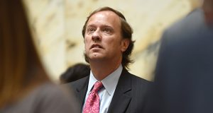 Sen. Jim Brochin, D-Baltimore County (Maximilian Franz/The Daily Record)