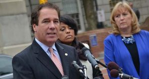 Baltimore County Executive and gubernatorial candidate Kevin Kamenetz (File photo)