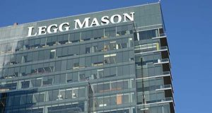 Baltimore-based global asset management firm Legg Mason Inc. reported preliminary assets under management of approximately $763 billion as of Nov. 30. (File photo)