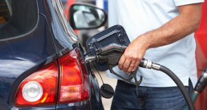 Baltimore gas prices climbed 2 cents this past week at $2.83 a gallon for regular unleaded gasoline. (File photo)