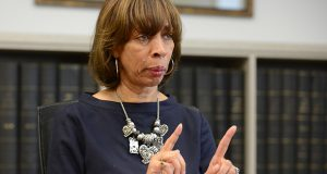 Baltimore Mayor Catherine Pugh. (File)