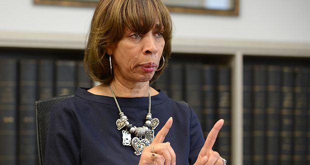 Baltimore mayor retreats from plan to replace parade ...