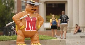 The University of Maryland has more than 1,200 student veterans on campus. The university's Veteran Student Life office offers a hub for resources for student, staff and faculty veterans on campus, and helps support a seamless transition from military life to civilian college life. (File photo)