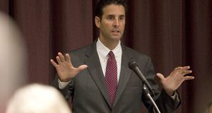 U.S. Rep. John John Sarbanes, D-Md., says human trafficking inside and beyond the United States 'is a scourge on society that preys on our most vulnerable. We must do everything we can to curb trafficking in all its forms, including sex trafficking online.' (File photo)