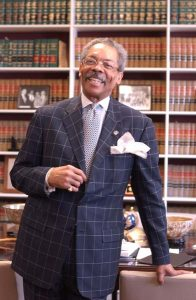 Former Maryland Court of Appeals Chief Judge Robert M. Bell retired in 2013. (File photo)