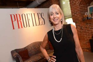 Amy Elias, CEO of Profiles, Inc., which is suing Bank of America over its handling of the small business stimulus program. (The Daily Record/File Photo)