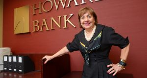 "Howard Bank President and CEO Mary Ann Scully was named an ""Enterprising Builder"" as part of its 2017 Banker of the Year awards. She was one of five bankers across the country recognized by the newspaper. (file photo)"