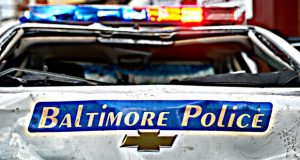 'It's wrong to conflate police reform and the crime control problem but it's also a mistake to discount how much the focus on crime control and the quick fixes that are being proposed threaten to upset efforts to change how policing is done in Baltimore,' says David Jaros, a criminal law professor at the University of Baltimore School of Law. (Photo illustration by Maximilian Franz)