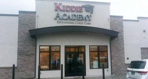 Kiddie Academy's newest location, in Vancouver, Washington, opened in December. (Kiddie Academy submitted photo)