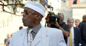 State Sen. Nathaniel T. Oaks, D-Baltimore City, is accused of wire fraud, accepting illegal payments and accepting bribes in exchange for using is position to influence business matters. (The Daily Record / Maximilian Franz)