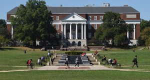 A survey of state university campuses, including the University of Maryland, College Park, found that student demand for mental health services is outstripping available resources. (The Daily Record/File Photo)