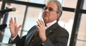 University System of Maryland Chancellor Robert Caret. (File Photo)