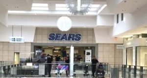 The Sears store at Westfield Montgomery will remain open thanks to a last-minute lease signed Friday. (File photo)