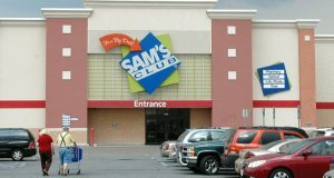 On the same day that it announced bonuses and wage hikes, Walmart said it had to close some of its Sam's Clubs, including one in Owings Mill, for economic reasons. (File photo)