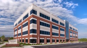 Verizon Wireless signed a lease for 61,000 square feet of space at 10170 Junction Drive. (Pohot courtesy St. John Properties)