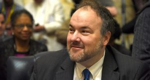 Del. Luke Clippinger, D-Baltimore City, the new chairman of the House Judiciary Committee. (File Photo)