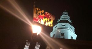 Annapolis Statehouse building. (File photo)