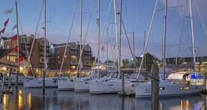 Atlantic Cruising Yachts headquarters in Annapolis. (Atlantic Cruising Yachts photo)