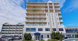 The Commander Hotel & Suites in Ocean City (Commander Hotel & Suites Photo)
