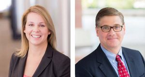 Nancy Greene and Joseph Hovermill now lead Miles & Stockbridge.