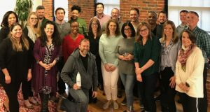 Accelerate Baltimore's 2018 cohort and mentors. (Submitted photo)
