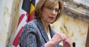 Chief Judge Mary Ellen Barbera xxxxxxx  (Bryan P. Sears/The Daily Record)