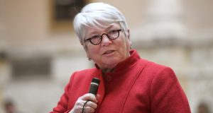 Del. Maggie McIntosh, D-Baltimore city, is the lead sponsor of the House resolution. (File photo)