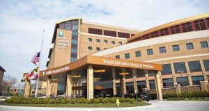 Sinai Hospital of Baltimore.  (File photo)