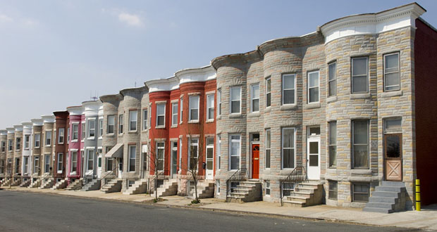 Baltimore led the nation in the lowest share of income an average worker would need to buy a median-priced home at 10.2 percent, according to the Q1 2018 U.S. Home Affordability Report, released Thursday. (File photo)