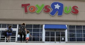 Toys R Us, which will close all 800 of its stores, including nine in Maryland, has been unable to keep up with big-box and online competitors. (File photo)
