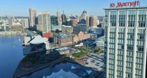 Baltimore received an overall score of 6.3 out of 10 across categories such as desireability, real estate value, job market, quality of life and net migration on U.S. News and World Report's Best Places to Live list.  (Maximilian Franz / The Daily Record)