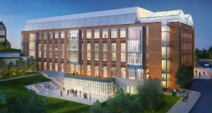 Renderings of Towson University's new Science Complex (Submitted)