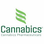 Cannabics Pharmaceuticals Inc Logo (PRNewsfoto/Cannabics Pharmaceuticals Inc.)