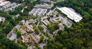 A joint venture of Bergin Properties and Feldman Property Group purchased the Columbia Business Center for $25.6 million.  (Photo courtesy Lawrence Howard & Associates).