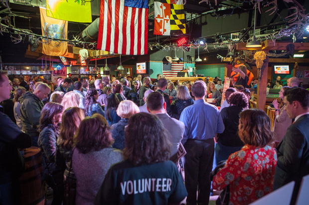 More than 410 people attended The Baltimore Station's 26th annual Homerun for Recovery fundraiser at PBR Baltimore, helping to raise $170,228 for the residential treatment program for homeless veterans.