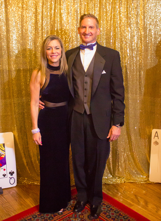 Dr. Lisa Feulner, left, president and CEO of Advanced Eye Care, and Greg Feulner, patent counsel with Johns Hopkins Technology Ventures, attended The Arc Northern Chesapeake Region's 14th annual After d'Arc Gala. (Photo courtesy of The Arc Northern Chesapeake Region)