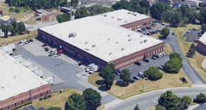 The warehouse at 1821 Portal St. in Baltimore sold to The Goldstar Group for $7.6 million. (Photo Courtesy The Goldstar Group)