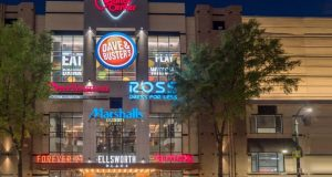 GBT Realty Corp purchased the Ellsworth Place, formerly the City Place Mall, in Silver Spring for $92 million. (Courtesy GBT Realty Corp.)