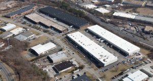 Colony NorthStar's $19.55 million investment in industrial warehouses at 8901 and 8965 Yellow Brick Road in Rosedale helped propel CBRE, which represented CBRE represented Deutsche Asset Management in the disposition, reach $1.45 billion in sales in the Mid-Atlantic so far this year. (Photo Courtesy CBRE)