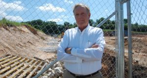 FRP Development Corp. President and Chief Operating Officer David deVilliers Jr. laid out his firm's development and operating strategy after the firm sold 40 buildings and three parcels of land for more than $340 million. (Photo Courtesy Lawrence Howard & Associates Inc.)