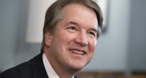 Supreme Court Associate Justice Brett Kavanaugh. (AP Photo/J. Scott Applewhite)