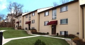 The Midwood apartments in northeast Baltimore sold for $1.9 million. The seller purchased the property for $225,000 in 2012.  (Photo Courtesy SVN RealSite)