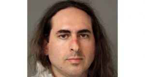 Jarrod Ramos is accused of  killing five people at the Annapolis Capital Gazette newspaper. (AP photo)